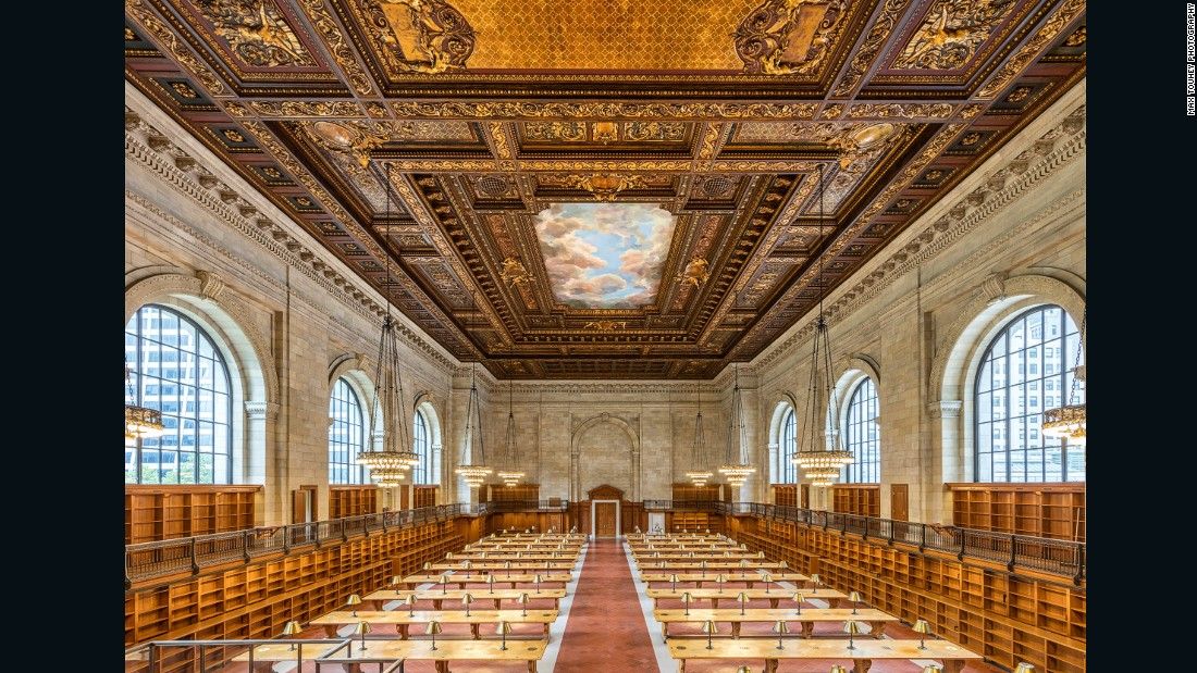 The Rose Main Reading Room in the New York Public Library (NYPL) has just reopened after a $12 million renovation. CNN Style spoke with the Library's director of research libraries, Bill Kelly, about the refurbishment process.