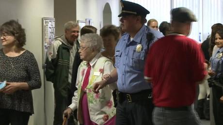102 year old woman arrested bucket list pkg _00002923