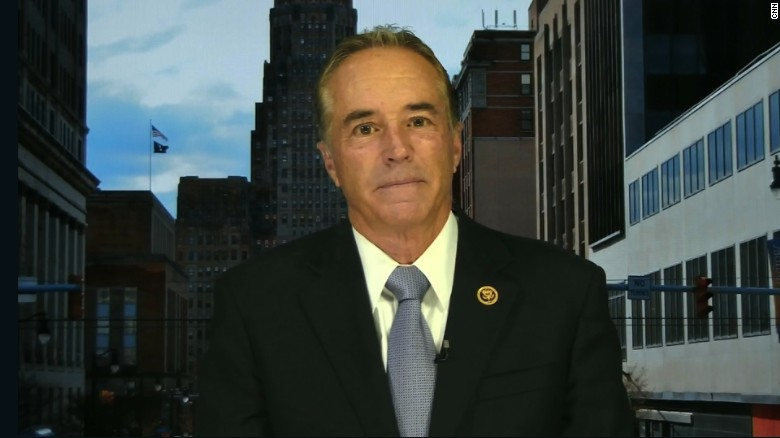 Rep. Chris Collins: 'Kaine looked unhinged' in debate
