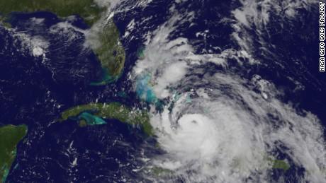 As Hurricane Matthew swirls toward the US, residents are getting ready.