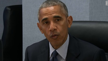 Obama on Hurricane Matthew: We are ready to help
