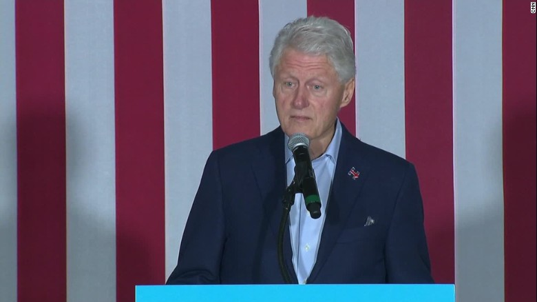 Bill Clinton tries to clean up his Obamacare criticism