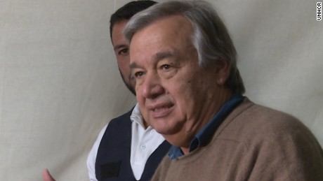 Guterres poised to become next UN Secretary General