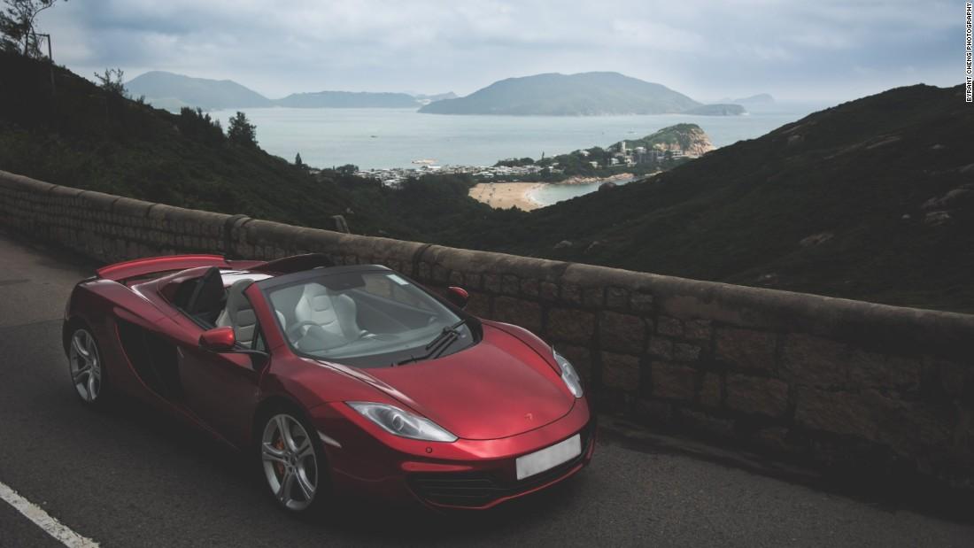 Hong Kong's most scenic, sexiest roads - CNN.com
