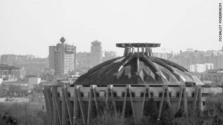 State Circus Chisinau, Moldova.