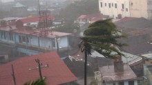 Hurricane Matthew traveled through several Caribbean countries this week, leaving destruction in its path.