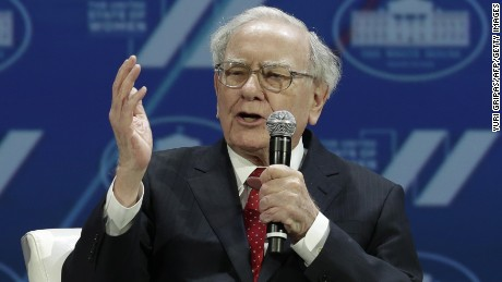 Investor Warren Buffett once was a terrible public speaker but learned how; he says the skill is vital in the business world.