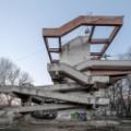 Cable Car Station-Park Butoias-Chisinau