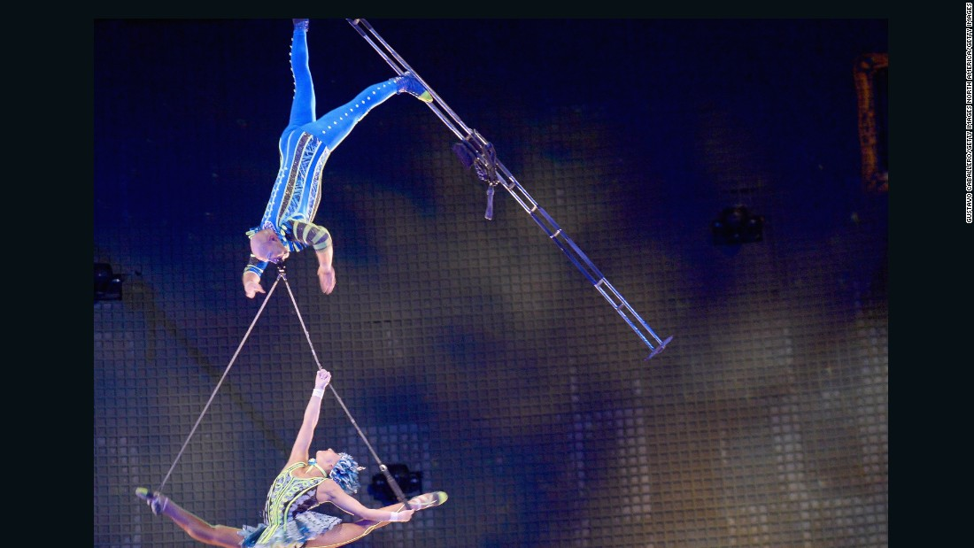 Aerial Bamboo wowed the crowds at the Walt Disney World Awaken Summer event in April 2016.