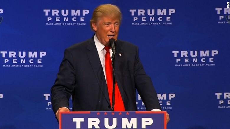 Trump schools Reno crowd in pronunciation of 'Nevada'