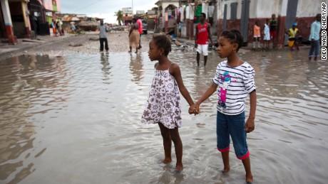 Hurricane Matthew looks a lot like the future of climate change