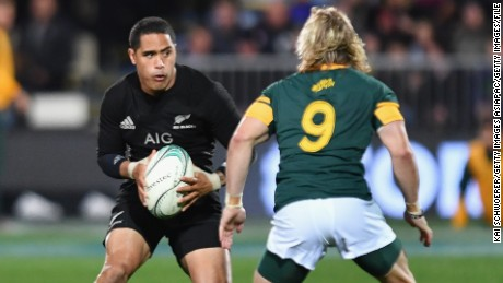 Aaron Smith last played for New Zealand in September's win against South Africa in Christchurch.