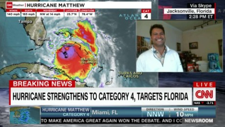 exp Brian Wilhelm rides out Hurricane Matthew_00002001