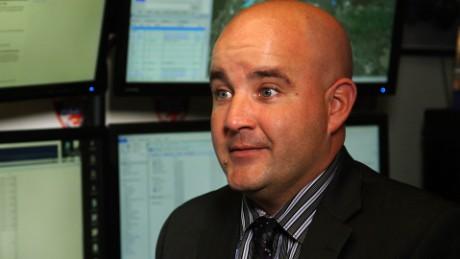 Detective Eeten was inspired by Braden's story.
