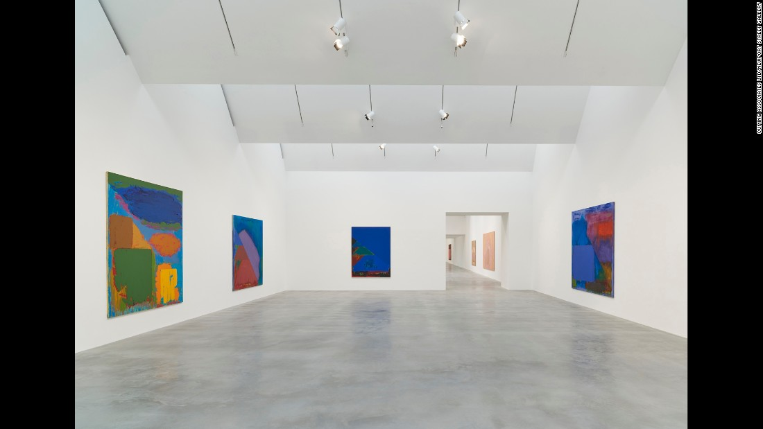 """""""Newport Street Gallery has realized my ambition to create an unobtrusive and beautiful series of buildings that work perfectly as a space to exhibit great art,"""" Hirst said in a statement."""