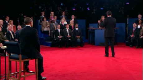 Celebrate the cringeworthiness of the town hall debate