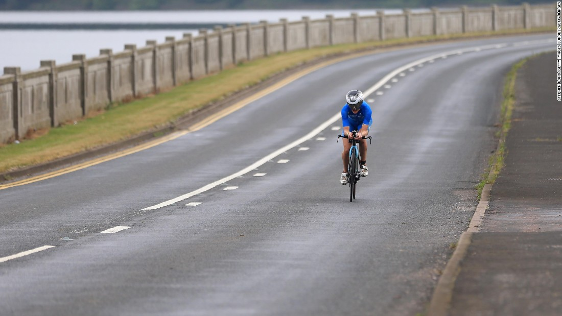 Gossage has endured a long and lonely road back to recovery after breaking her collarbone in a training ride two months ago.