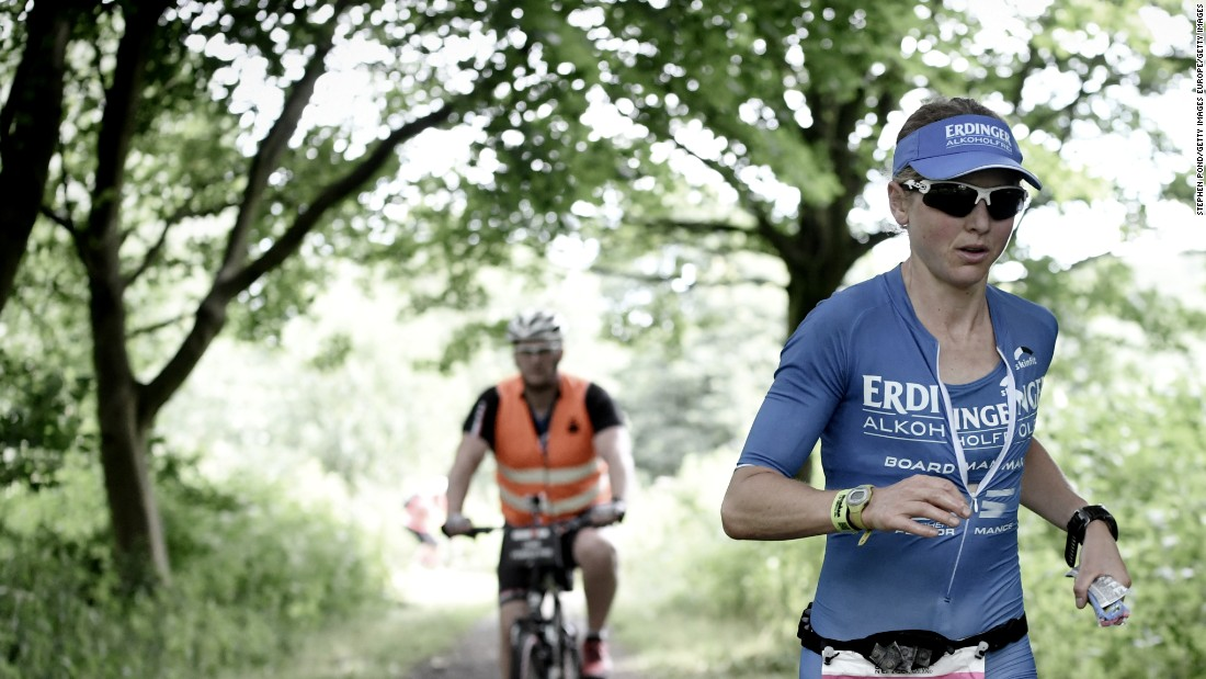 Gossage has no idea how she might fare in Kona where she was in the top 10 last year.