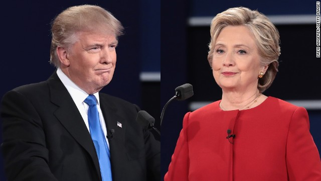 Afbeelding bij What are the topics for the last presidential debate?