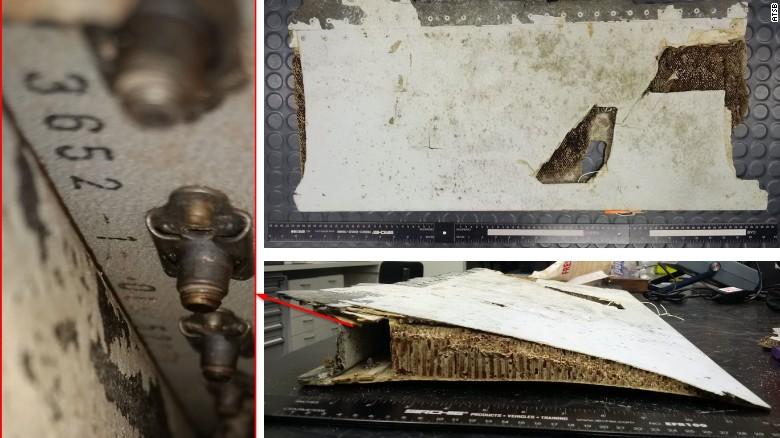 MH370飞机残骸 - wuwei1101 - 西花社