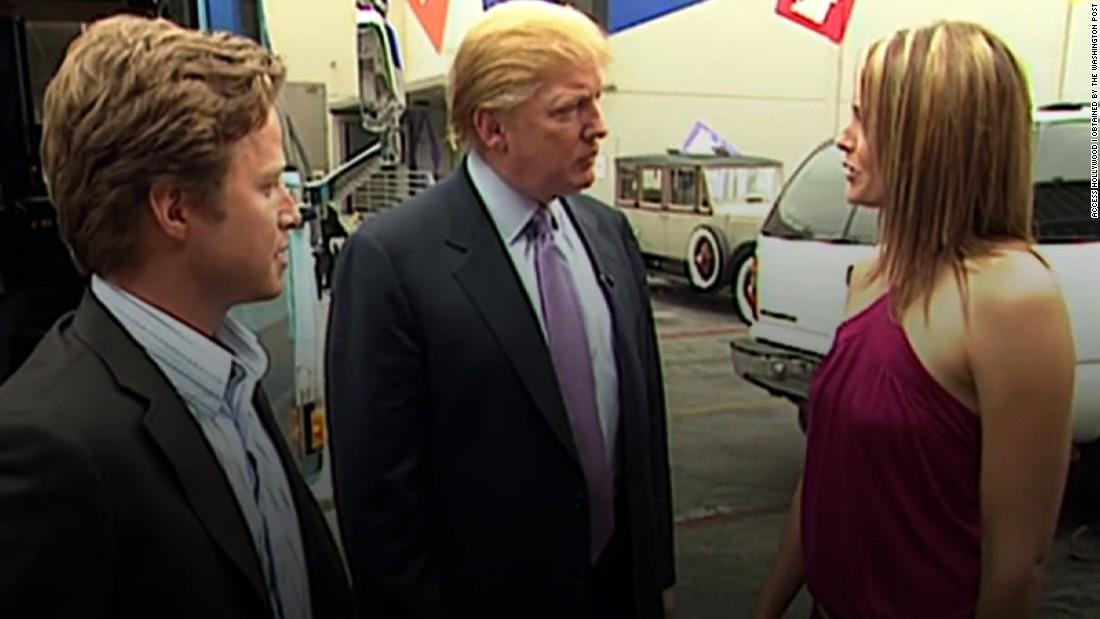 Trump blasts Franken but stays silent on Moore