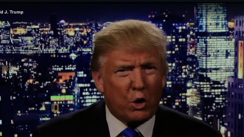 Donald Trump responds to lewd 2005 comments