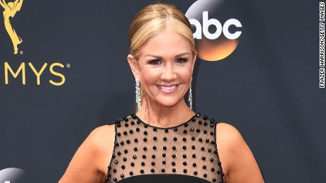 LOS ANGELES, CA - SEPTEMBER 18:  TV personality Nancy O'Dell attends the 68th Annual Primetime Emmy Awards at Microsoft Theater on September 18, 2016 in Los Angeles, California.  (Photo by Frazer Harrison/Getty Images)