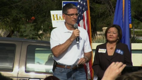 Joe Heck heckled while disavowing Donald Trump_00000000.jpg