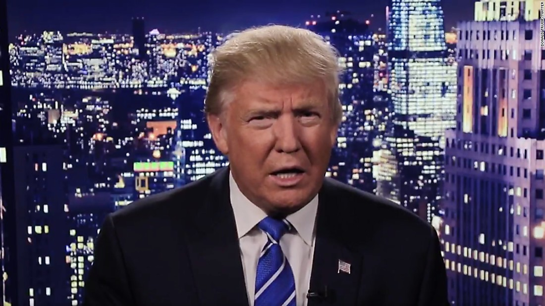 "Republican presidential candidate Donald Trump appears in a video posted to his Twitter account early Saturday, October 8, <a href=""http://www.cnn.com/2016/10/07/politics/donald-trump-women-vulgar/index.html"" target=""_blank"">apologizing for vulgar and sexually aggressive remarks</a> he made a decade ago regarding women. ""I said it, I was wrong and I apologize,"" Trump said of footage from a <a href=""http://money.cnn.com/2016/10/07/media/access-hollywood-donald-trump-tape/index.html"" target=""_blank"">previously unaired taping of ""Access Hollywood""</a> that surfaced Friday. The aftermath of the leaked footage has seen multiple top Republican leaders <a href=""http://www.cnn.com/2016/10/08/politics/donald-trump-gop-chaos/index.html"" target=""_blank"">rescinding their endorsements</a> of Trump."