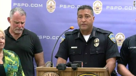 two police officers killed palm springs california police presser sot_00005506.jpg