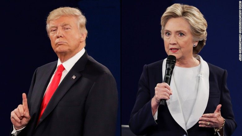New Poll of Polls: Clinton widens lead