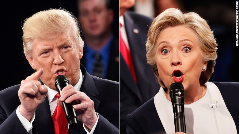 Clinton, Trump clash in 2nd debate: CNN's Reality Check Team vets the claims