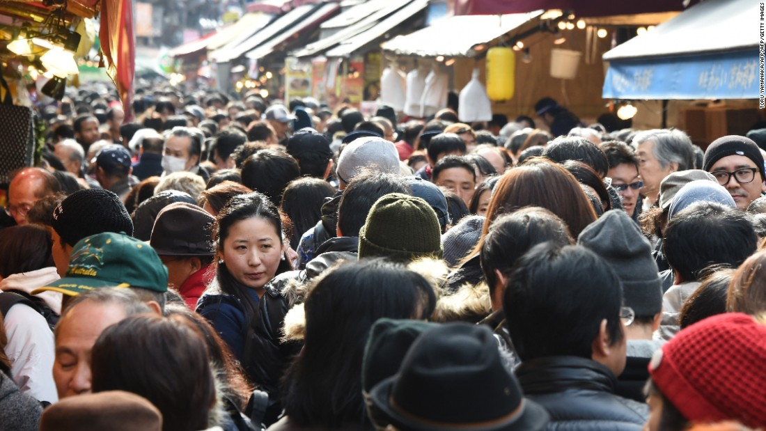 Sometimes you can't avoid getting caught up in crowds. According to Aldi, the best thing to do in an unfamiliar crowd is to mindfully observe your environment, by identifying where noises come from and being aware of your surroundings. This gives you a sense of control, which can help lower stress levels.