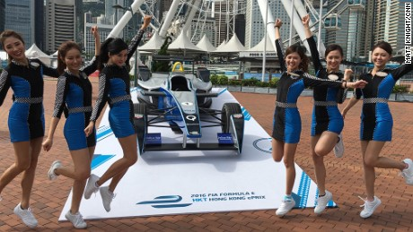 Hong Kong joins the electric revolution