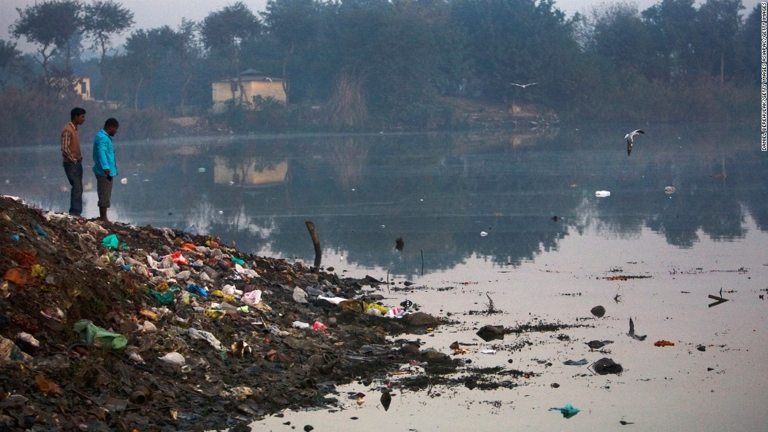 It is hoped that the sensor technology used for the Roboat will drive improvements in air and water quality, including in countries such as India where dirty water is often deadly.