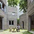 House for Trees, in Ho Chi Minh City, Vietnam (2014)