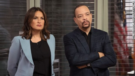 "Some ""Law & Order: SVU stars including Mariska Hargitay and Ice-T have teamed up against sexual assault."