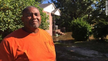 Karl Joyner of Tarboro, North Carolina