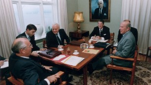 The Iceland Summit that helped end the Cold War