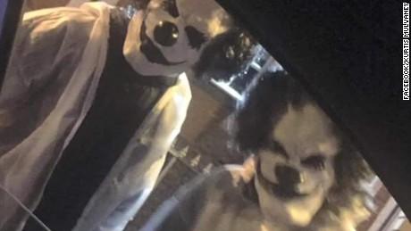 creepy clown craze sebastian pkg_00021505