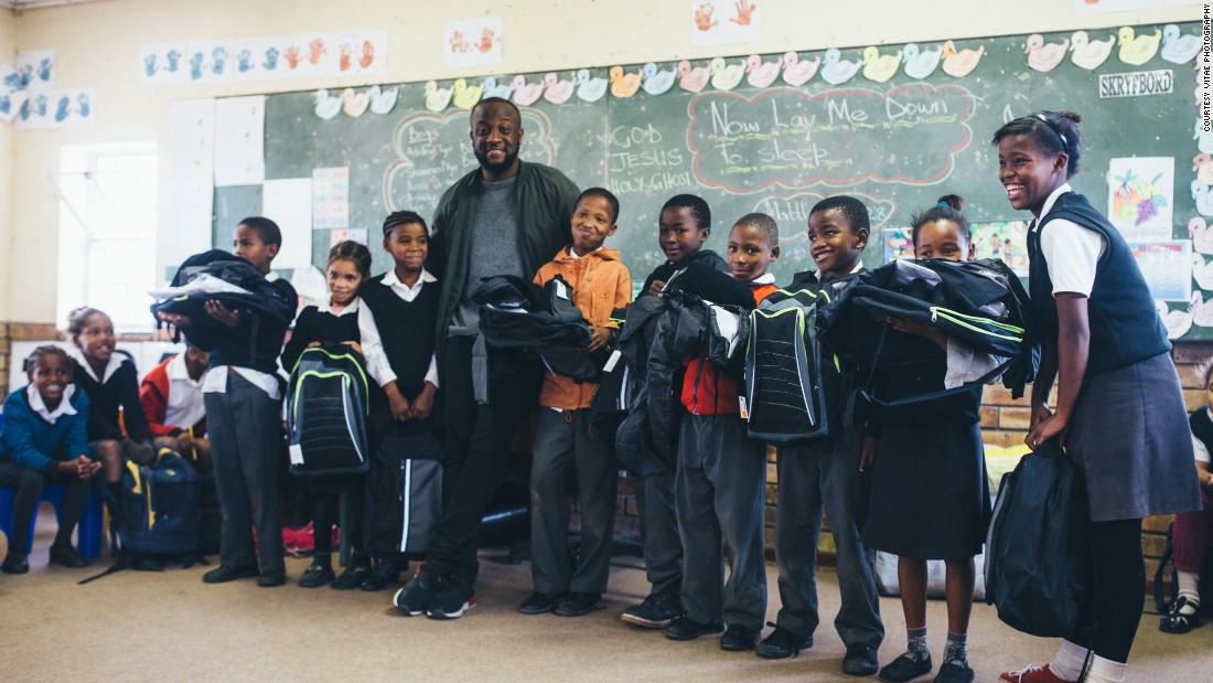 Just 11 months in, Vitae London has sold 412 watches and purchased 780 items of school uniform for children in South Africa.