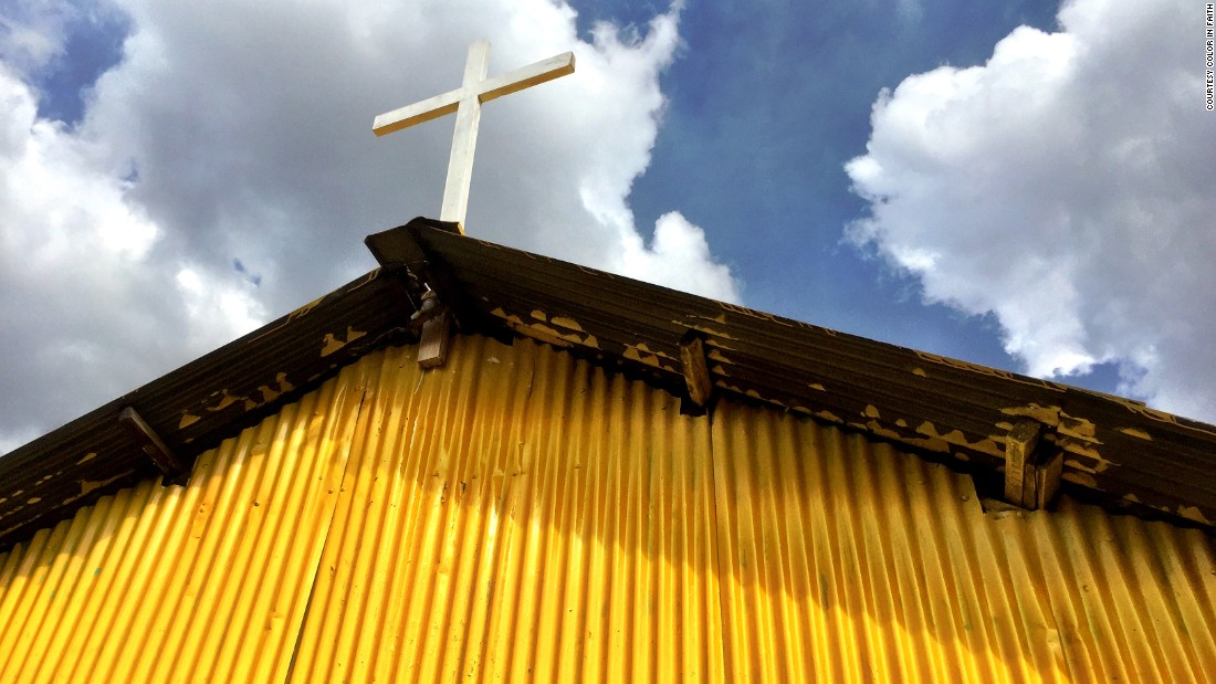 Why Are Churches Turning Yellow?