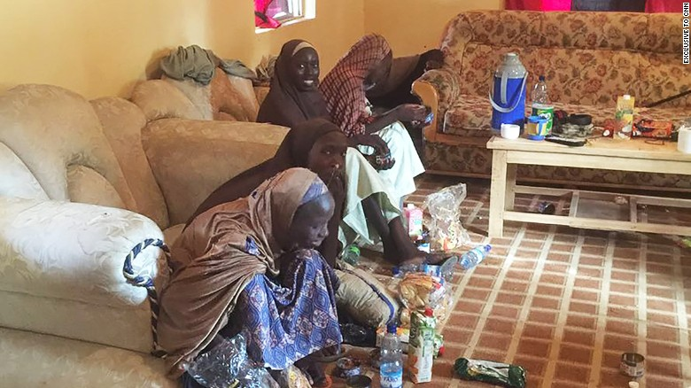 21 Chibok schoolgirls freed