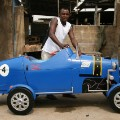 GHANA COFFIN CAR