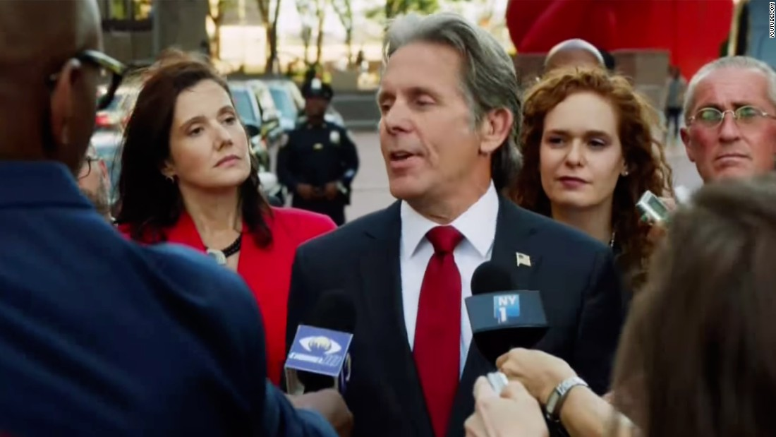Watch Gary Cole Play A Rich Politician Under Fire On 'Law Dan Order: SVU'