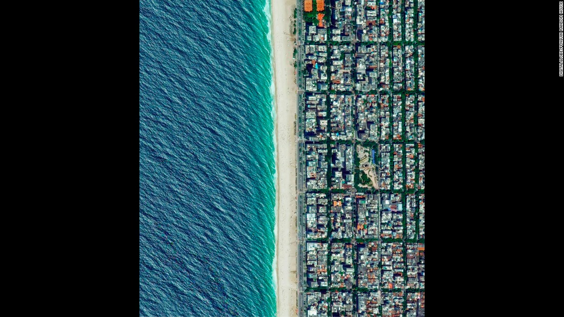 """Ipanema Beach is located in the South Zone of Rio de Janeiro, Brazil. The sand is divided into segments by lifeguard towers known as """"postos."""" Grant's book has nine major parts: Where We ... Harvest. Extract. Power. Live. Move. Design. Play. Waste. Are Not. Each part not only shows but tells us something about the planet we call home."""