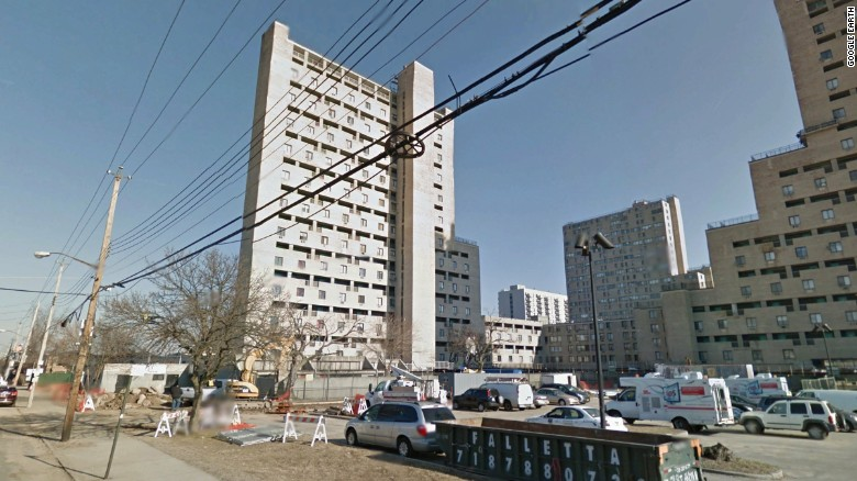 Baby dies after falling down elevator shaft