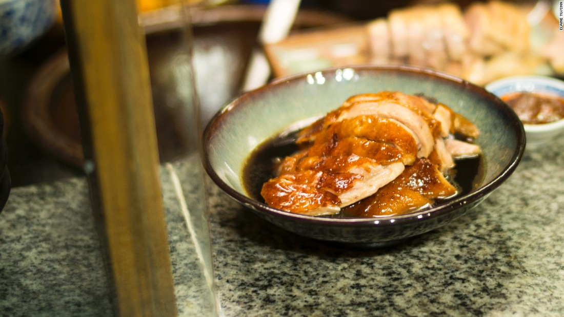 A rival to Beijing's classic roast dish is Nanjing's Jingling duck. It's the crisp, greasy skin layered over  tender meat that many think makes them superior to other roasted poultry.