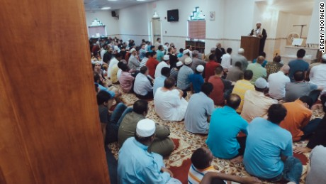 3 mosques with many concerns about the rhetoric of 2016