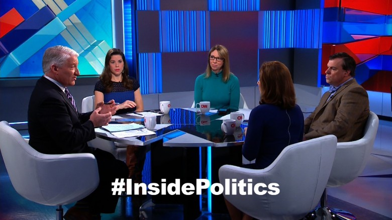'Inside Politics' forecast: GOP trying to keep the Senate